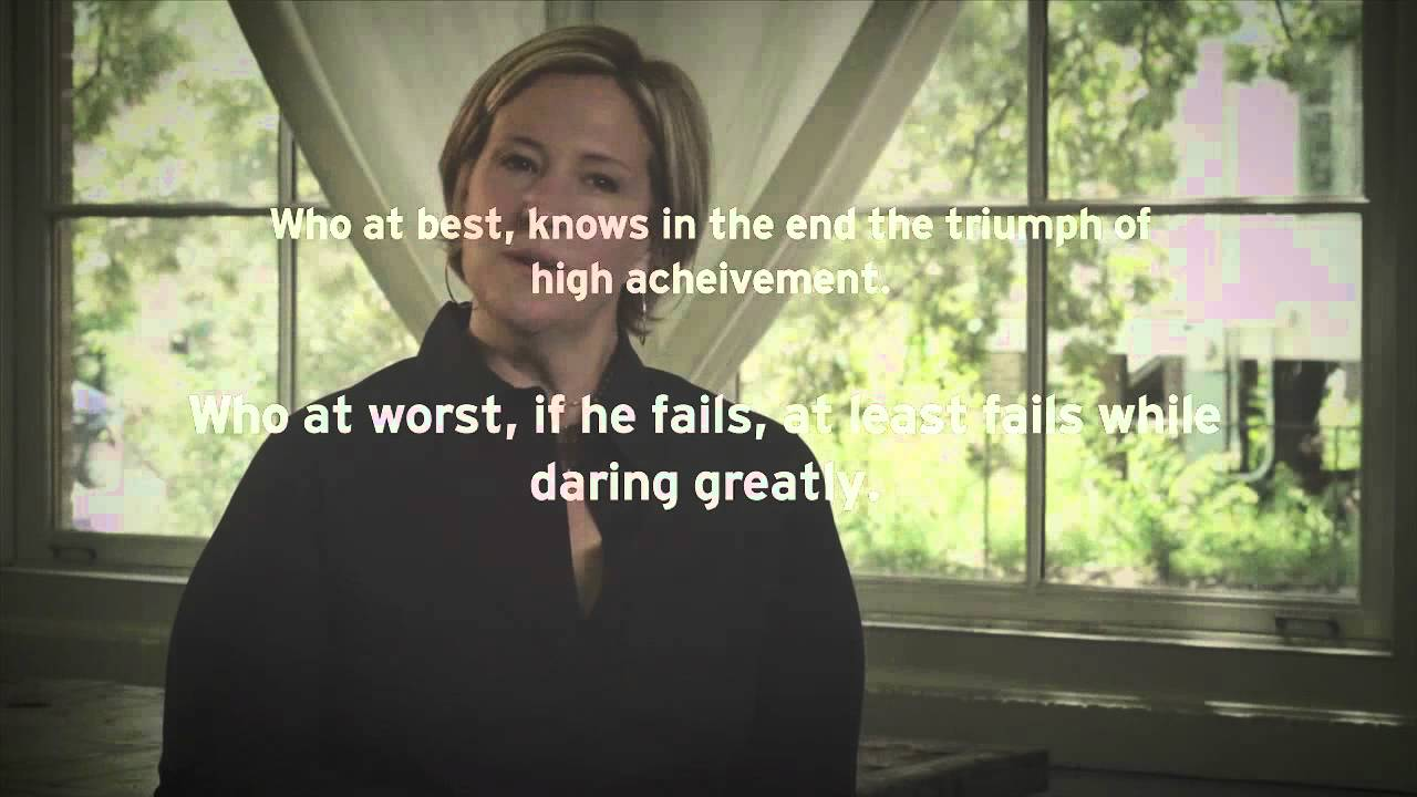 Daring Greatly Quote | Daring Greatly Brene Brown 9781592407330 Youtube