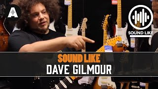 Sound Like Dave Gilmour   BY Busting The Bank