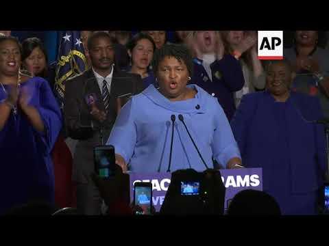 Abrams cites 'do-over' in Georgia governor race