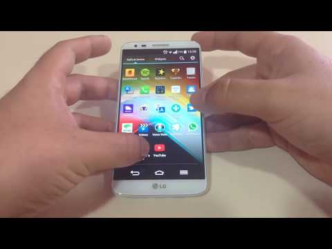 Modificar camara LG G2 para grabar video en 4K