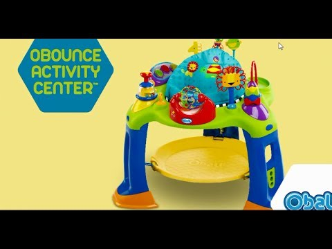 Download Obounce Activity Center™ from Oball™