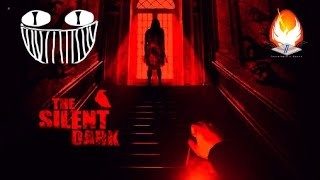 Roblox taking many scares in Silent Dark-Part 1