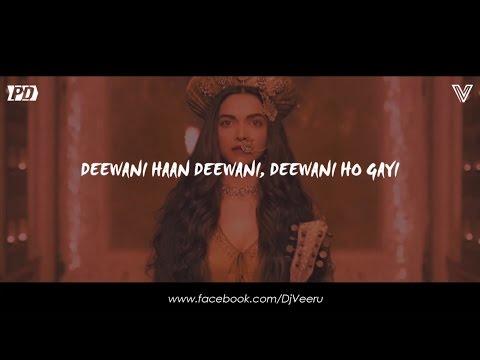 Deewani Mastani - DJ VEERU OFFICIAL PsyTrance Mashup | Remix | ॐ |  Bajirao | Deepika Padukone