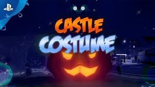 Castle Costume - Announcement Trailer | PS4
