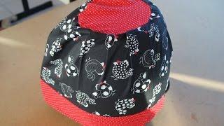 Costurando: Capa para fritadeira sem óleo