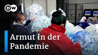 Armes New York – Traumstadt in der Corona-Pandemie | DW Reporter
