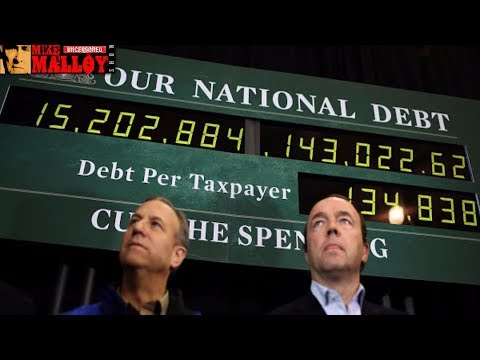The National Debt Topped Record $22 Trillion