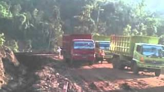 Off Road with Hino FM260TI and Nissan CWA260X.mp4
