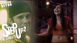 Step up 2 The Streets - Briana Evigan speech OFFICIAL HD VIDEO