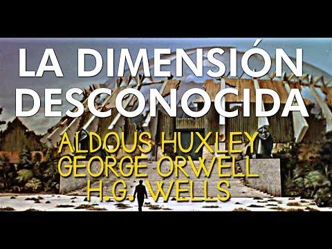 EN LOS LÍMITES DE LA REALIDAD - Orwell, Huxley y La Máquina del Tiempo