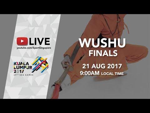 Wushu Finals (AM) | 29th SEA Games 2017