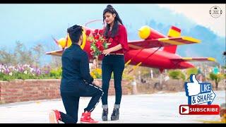O Saathiya | Very Heart Touching Love Story | Cute Valentine Video | Love Song Anshul