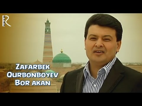 Zafarbek Qurbonboyev - Bor ekan | Зафарбек Курбонбоев - Бор экан