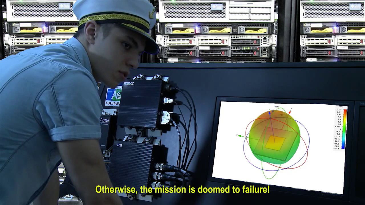 Our submarine officers on red alert beamforming for enhanced in deep ocean  satellite communication