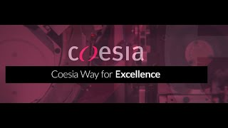 Coesia Way for Excellence Video