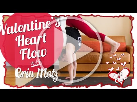 Love Yourself! Yoga for Your Heart (Intermediate)