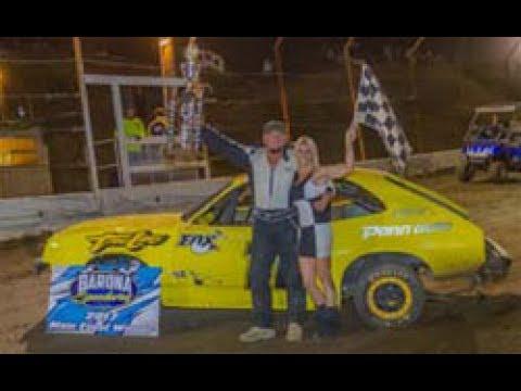 Pony Stock Main Barona Speedway 6-3-2017