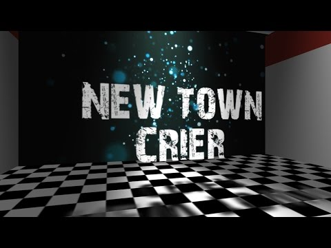 Capital Cities - New Town Crier (Official Lyric Video)