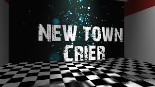 Repeat youtube video Capital Cities - New Town Crier (Official Lyric Video)