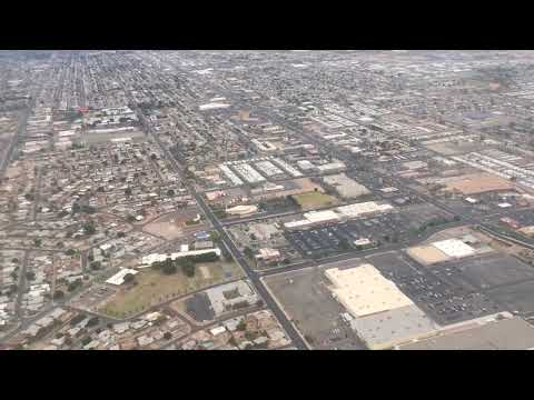 American Airlines Yuma Arizona Takeoff