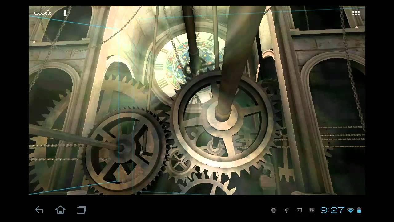 Clock Tower 3d Live Wallpaper Clock Tower 3d Live Wallpaper Youtube
