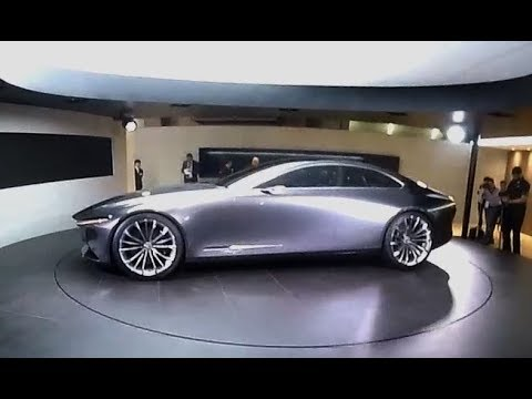 【360°VR動画】東京モーターショー2017 マツダ Matsuda TMS