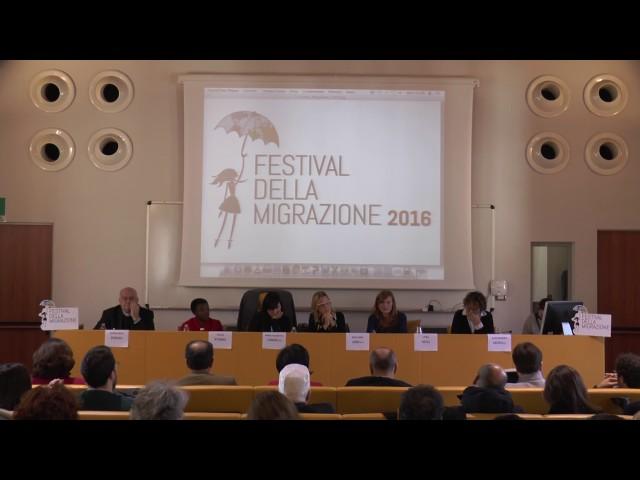 Festival della migrazione 2016 - intervento di Vera Nesci