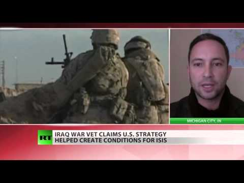 'US, NATO forces brought instability to Middle East' – former Marine on rise of ISIS
