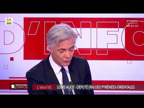 Invité : Louis Aliot - Territoires d'infos (31/10/2018)