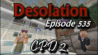 Desolation Episode 535 - CPD 2 - Minecraft XBOX One - Beancrew49