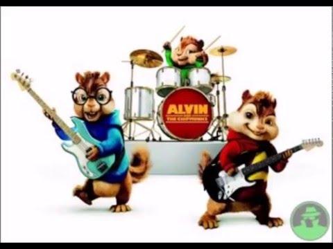 Chipmunks  True Colors Cyndi Lauper