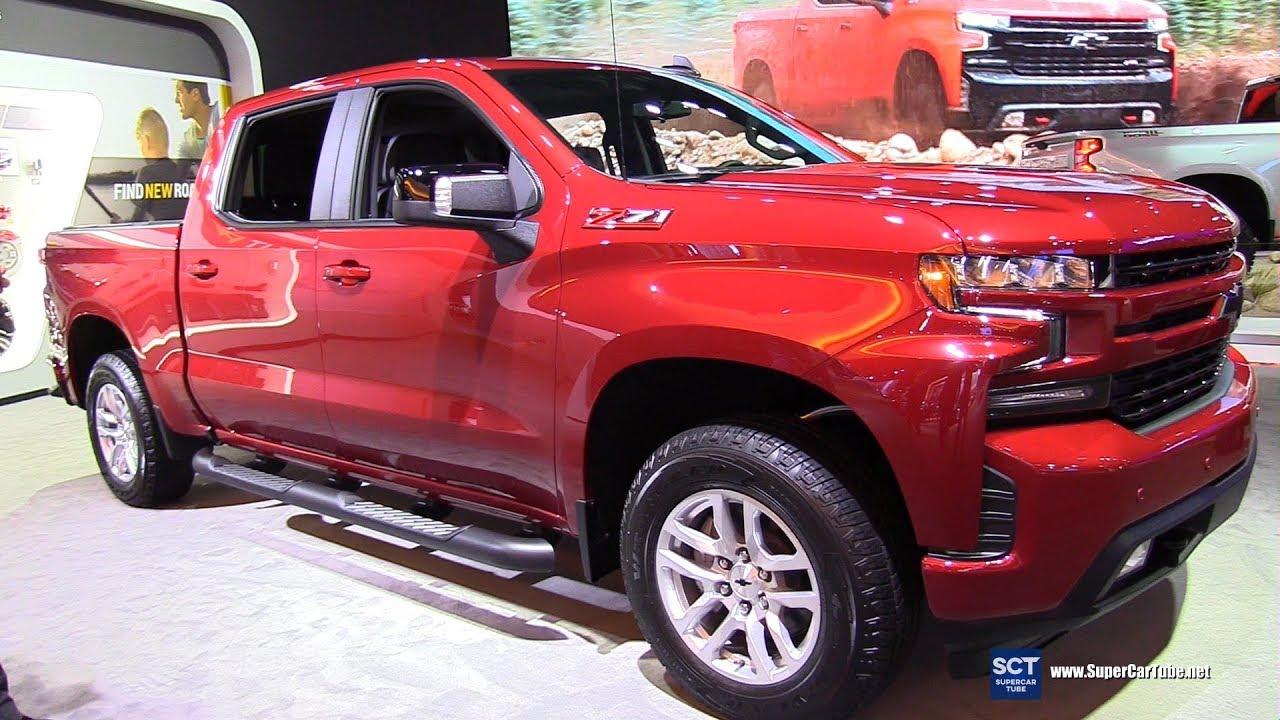 Chevrolet Silverado phiên bản Z71 RST