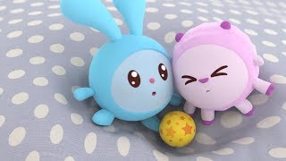Малышарики - Новые серии - Мячик (88 серия) развивающие мультики для самых маленьких