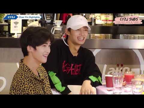 [ENG SUB] 潮音战纪 Chao Yin Zhan Ji / CYZJ - Watching Episode 4 (Seventeen Jun & The8, Pentagon Yanan)