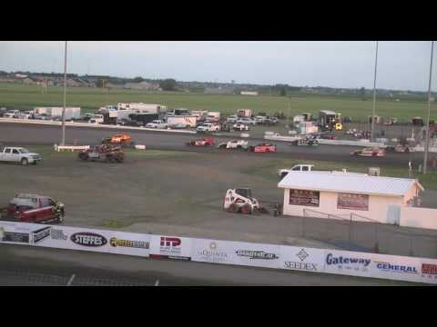 Red River Valley Speedway 06/17/2016 - IMCA Sport Mods Feature