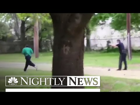 South Carolina Cop Charged With Murder Of Walter Scott | NBC Nightly News