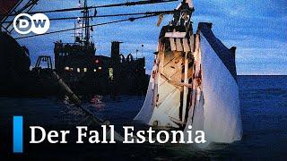 Schweden: Neue Hinweise zum Untergang der Fähre Estonia | Fokus Europa
