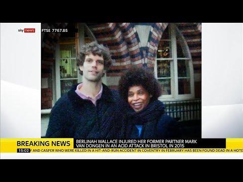 Woman guilty of acid attack on ex-boyfriend - Rebecca Williams reports