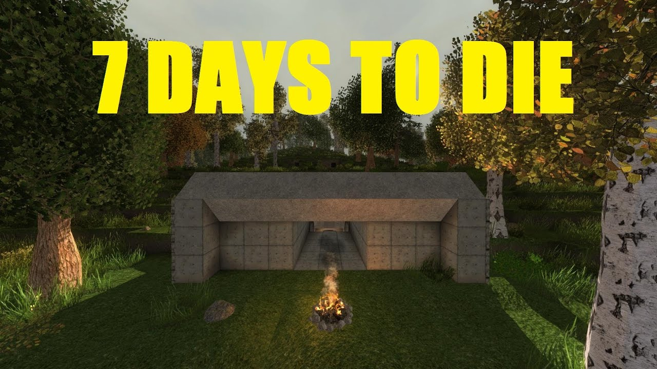 how to make a fence in seven days to die