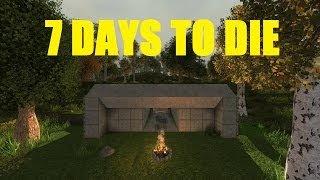 7 Days to Die - Bunker Base 4.0