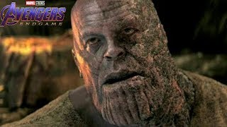 AVENGERS ENDGAME: Most Brutal Deleted Scene Revealed - THRONE OF SKULLS