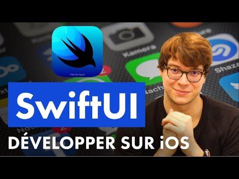 SwiftUI : Développez votre première appli iOS