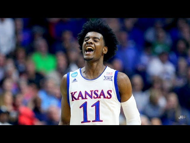 Kansas SF Josh Jackson 2016-17 Highlights ᴴᴰ