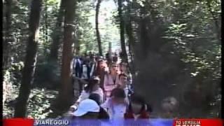 Inaugurazione percorso naturalistico accessibile della