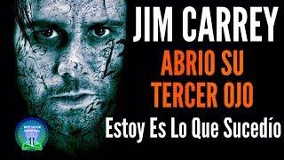 JIM CARREY ABRIÓ SU TERCER OJO....Y ESTO ES LO QUE PASÓ
