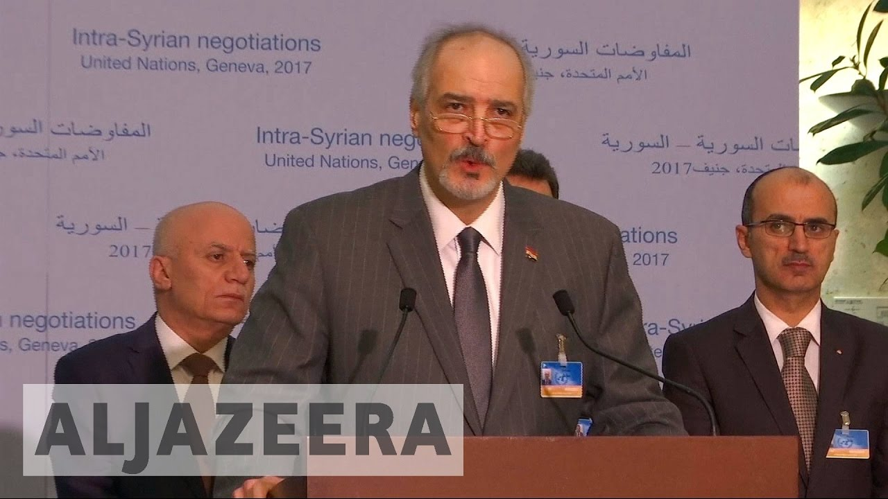 Homs blasts cast shadow over Syria talks in Geneva