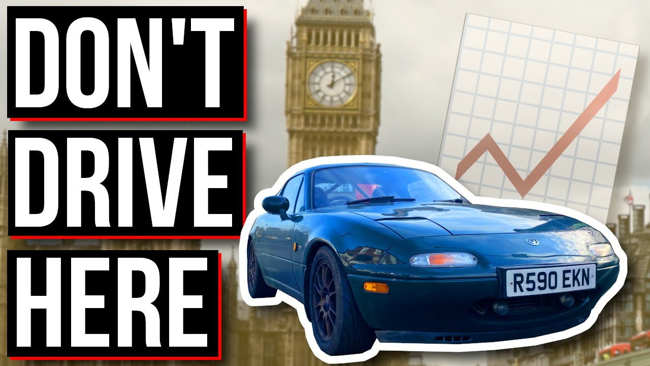 I HATE Driving in London (But LOVE My Supercharged MX-5…)