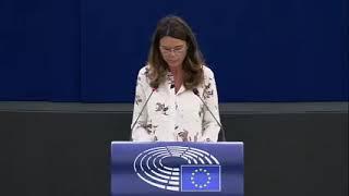 Intervento durante la Plenaria di Strasburgo di Simona Bonafé europarlamentare del Partito democratico, sul pacchetto Fit for 55.