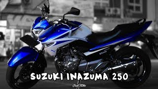 SUZUKI INAZUMA 250 - WALK AROUND 2019 (INDONESIA)