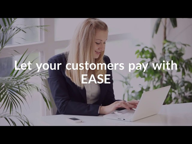 All-in-one payment package FOR YOUR CUSTOMERS